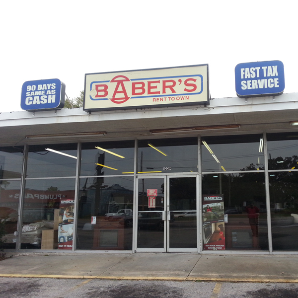 Baber\'s Store #4