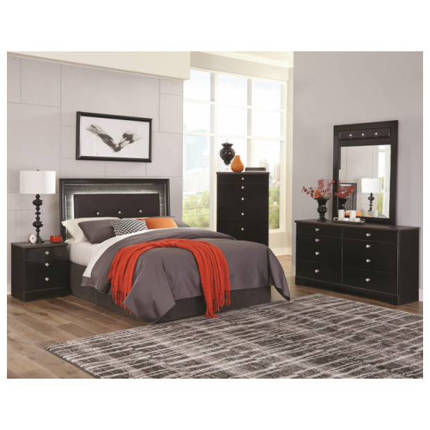 Fitzgerald Furniture CL KAYLYNN Q/FHBDMN