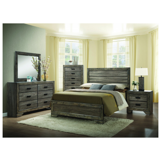Fitzgerald Furniture CL NATHAN FBDMN