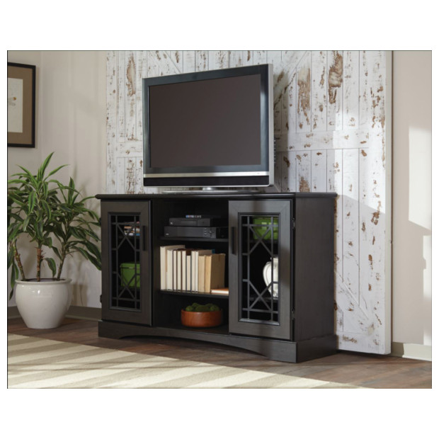 Fitzgerald Furniture CL WEATHER GRAY 60 CONSOLE