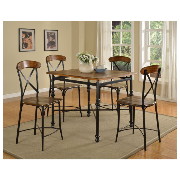 Fitzgerald Furniture CL MARSEILLE PUB TABLE W/4