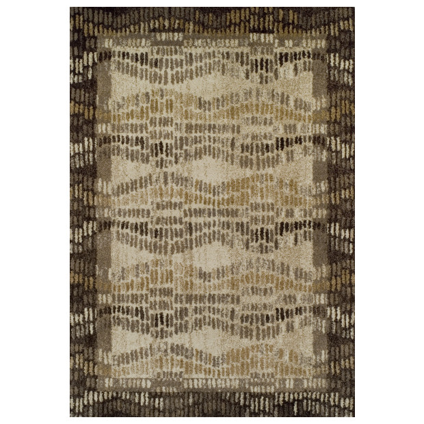 Dalyn Rug Company                                  D-GA9 CHOCOLATE