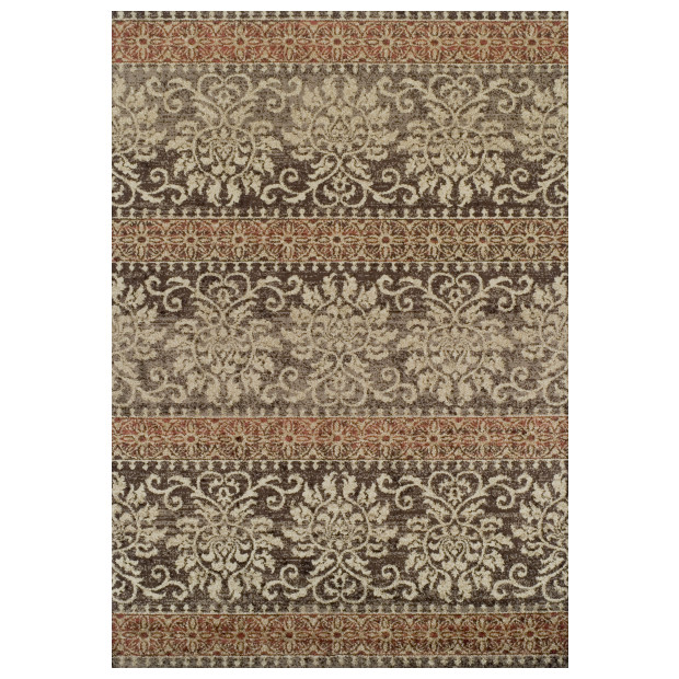 Dalyn Rug Company                                  D-GA6 CHOCOLATE