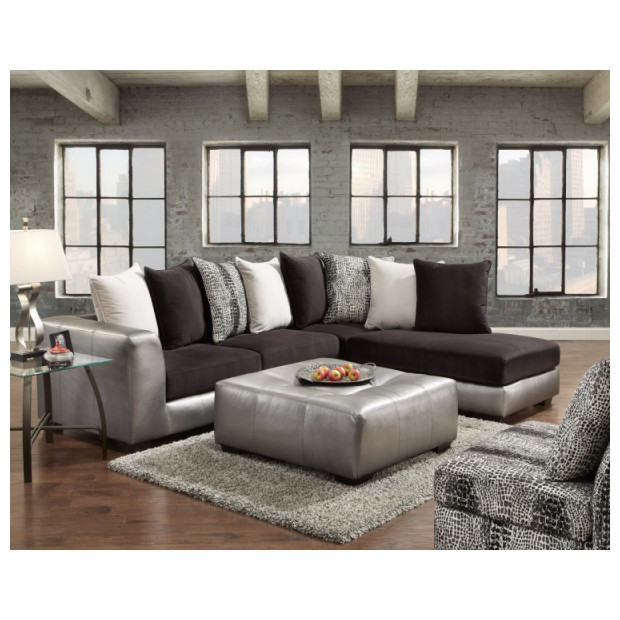 Affordable Furniture A6351/6352/6355 PEWTER