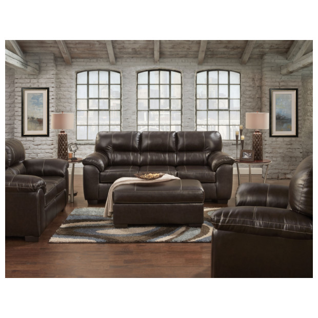 Affordable Furniture A5602/5603 CHOCOLATE