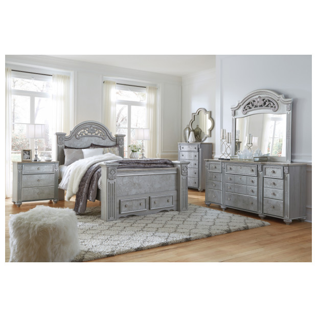 Ashley Furniture   B357KBDMN-66/68/99/31/36/93