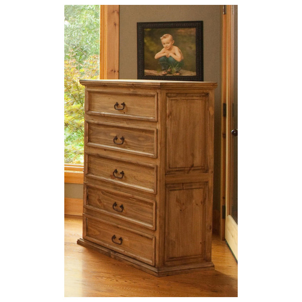 Fitzgerald Furniture CL RUSTIC MANSION CHEST