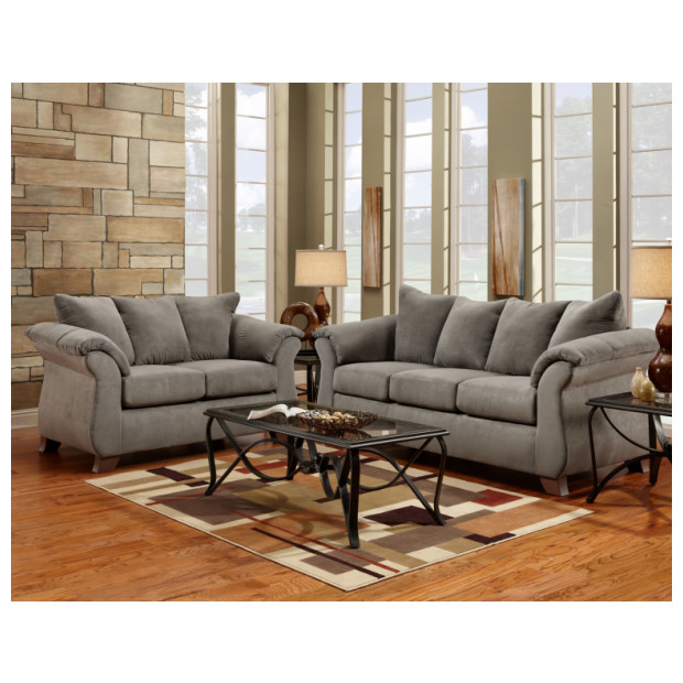 Affordable Furniture A6702/6703 GREY